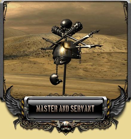 Droogs et mât [30.10.2015 - XX.XX.2015] Master-and-servant-01